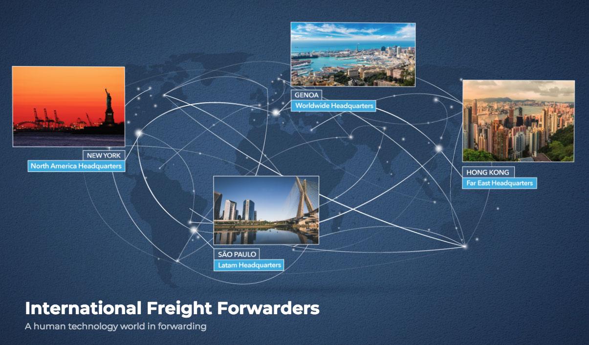 Interglobo - International Freight Forwarders - 100 years of