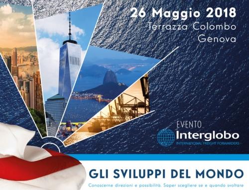 """Gli Sviluppi del Mondo """"Interglobo Convention"""""""