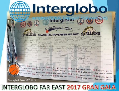 INTERGLOBO FAR EAST 2017 GRAN GALA