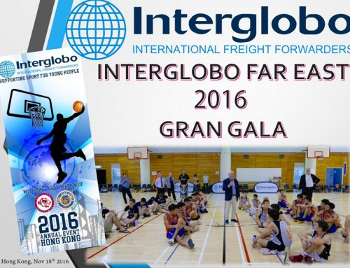 INTERGLOBO FAR EAST 2016 GRAN GALA