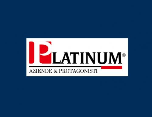 """INTERGLOBO – Platinum """"Aziende&Protagonisti"""" – Novembre 2018"""