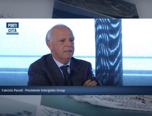 """FABRIZIO PARODI – INTERVISTA A """"PORTI E CITTA"""" 03 APRILE 2020"""