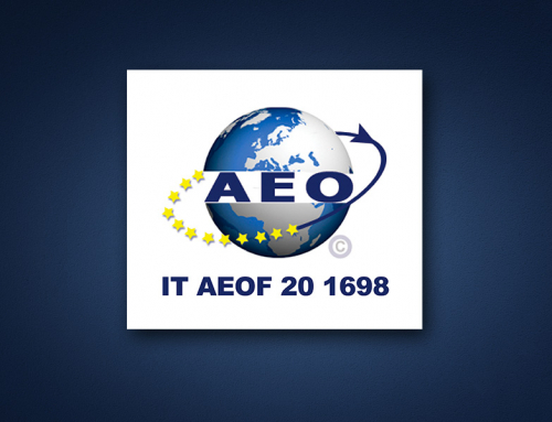 "INTERGLOBO S.r.l. OBTAINS THE STATUS OF ""AUTHORIZED ECONOMIC OPERATOR (A.E.O.)"" BY THE ITALIAN CUSTOMS AGENCY"