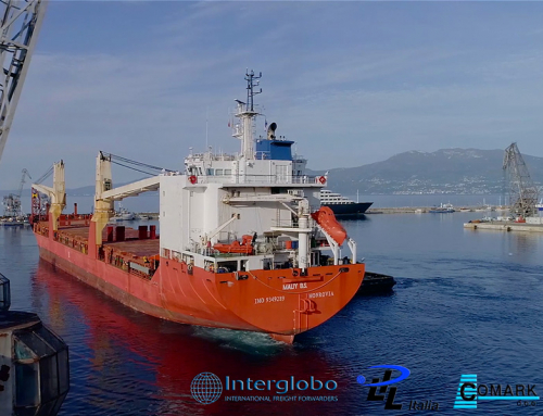 SHIPMENT OF MODULES FOR A POWER PLANT IN RIJEKA
