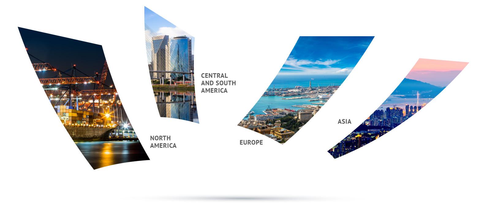 Interglobo global network